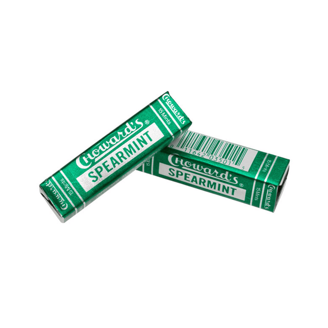 CHowards Spearmint Mints - Food: Snacks - Iron and Resin