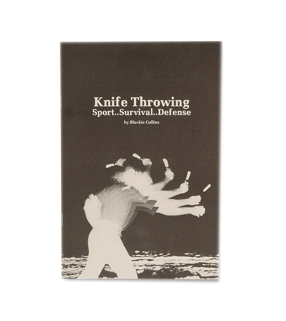 Knife Throwing Book