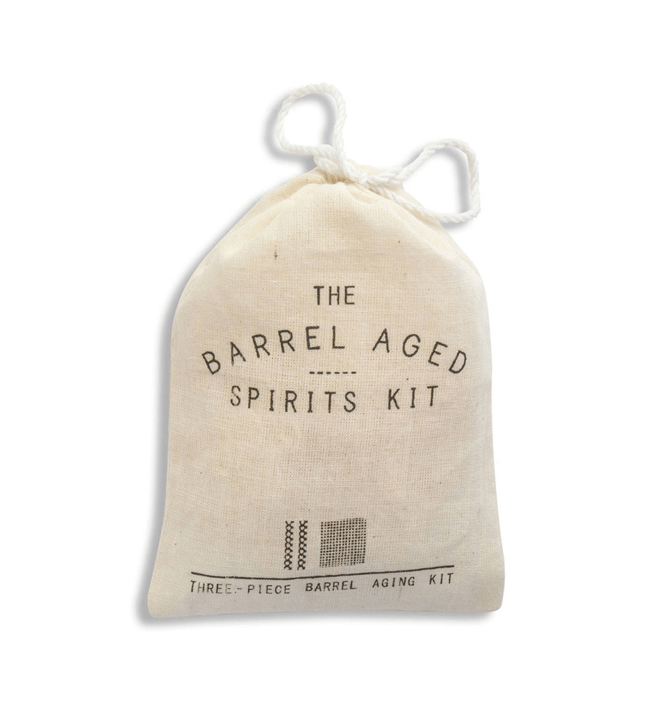 W&P The Barrel Ages Spirits Kit - Kitchenware - Iron and Resin
