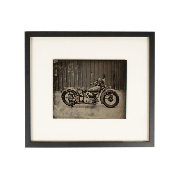 Lisa Dodge Tin Type- Indian Chief