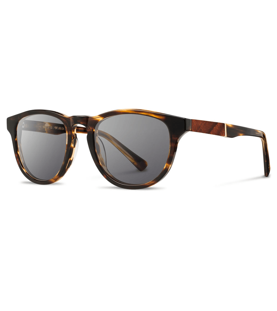 Shwood Francis - Accessories: Eyewear - Iron and Resin