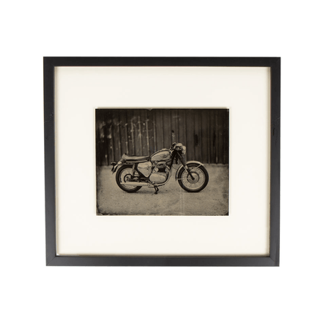 Lisa Dodge Tin Type- BSA - Art/Prints - Iron and Resin