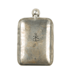 The Old Roger Noble Flask - Houseware: Flasks - Iron and Resin