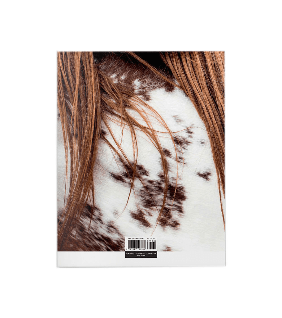 The Collective Quarterly - Issue 1: Absaroka - Accessories: Magazines - Iron and Resin