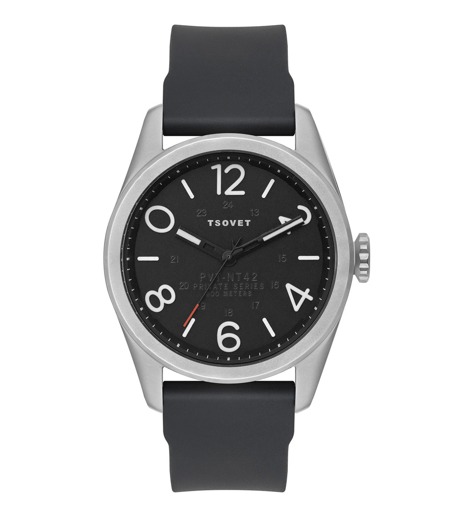 TSOVET JPT-NT42 - Accessories: Watches - Iron and Resin