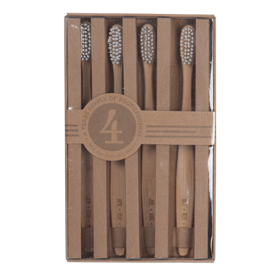Izola Toothbrush Set Month - Grooming - Iron and Resin