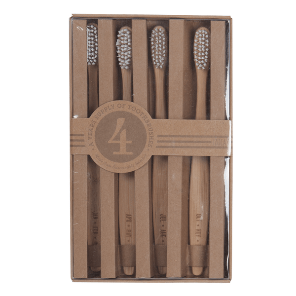 Izola Toothbrush Set Month