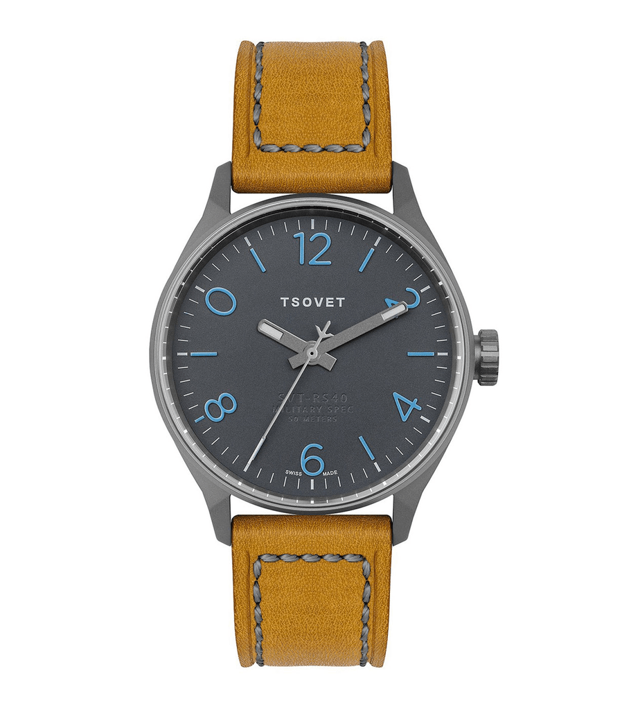 TSOVET SVT-RS40 - Accessories: Watches - Iron and Resin