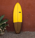 Almond Surfboards - 5'10 Kookumber - Surf: Boards - Iron and Resin
