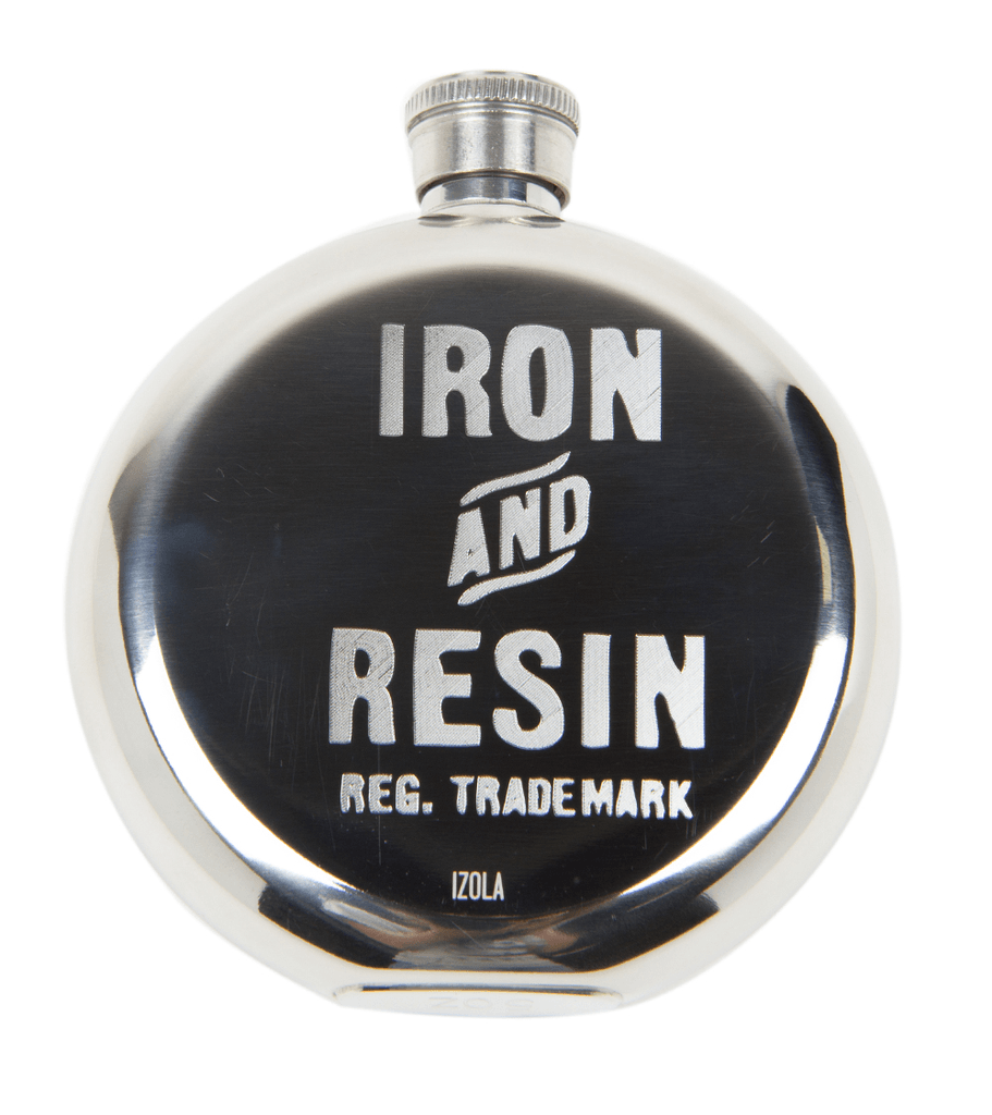 INR x Izola Flask - Kitchenware - Iron and Resin