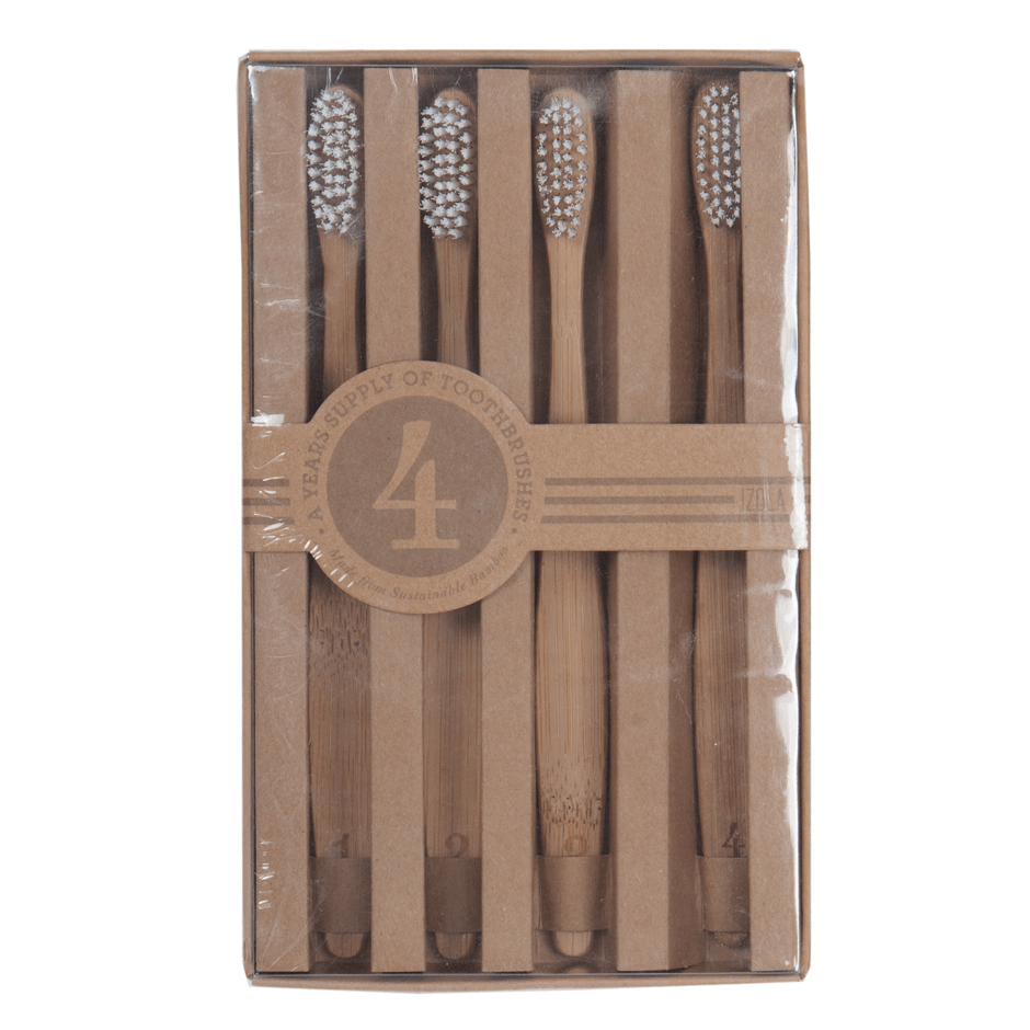 Izola Tooth Numerals Set - Grooming - Iron and Resin