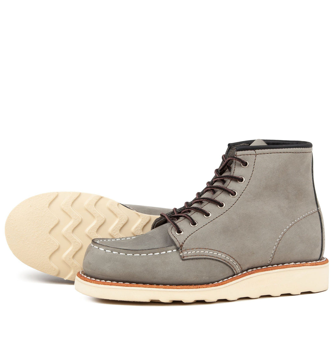 Red Wing Women's Moc Toe - Boots - Iron and Resin
