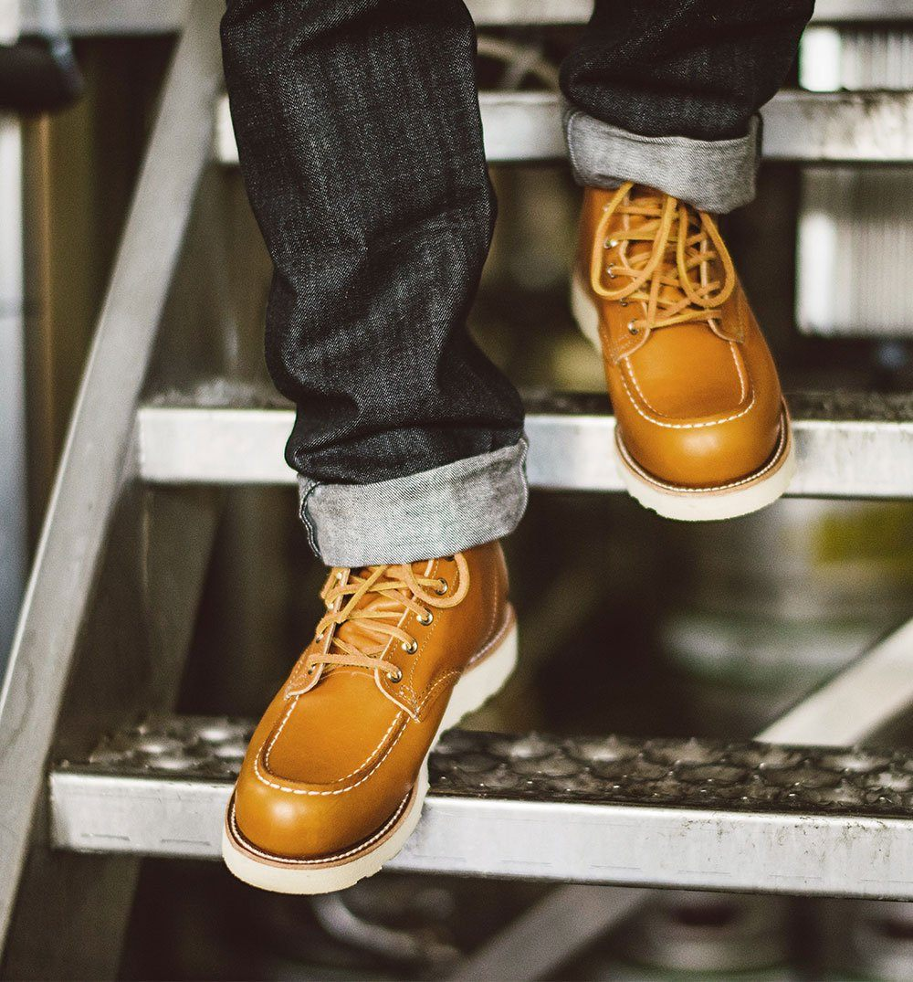 Red Wing Irish Setter Moc - Boots - Iron and Resin