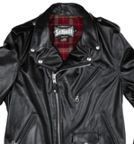 Schott Cowhide Fitted Motorcycle Jacket