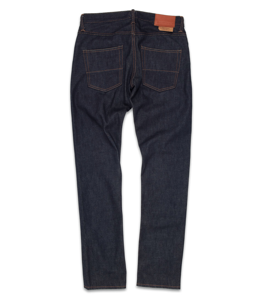 Tellason Gustave Slim Tapered + 14.75oz Jean - Bottoms - Iron and Resin