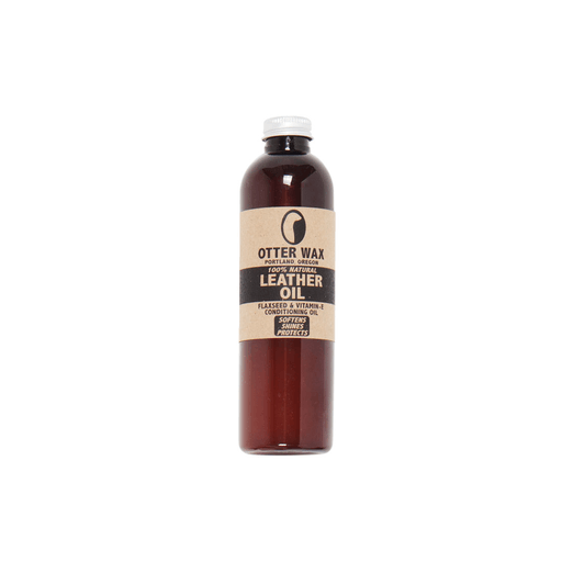Leather Oil - Footwear Essentials - Iron and Resin
