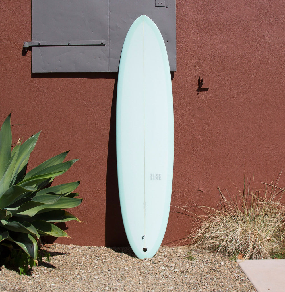 Fineline Surfboards - 7'6 Egg