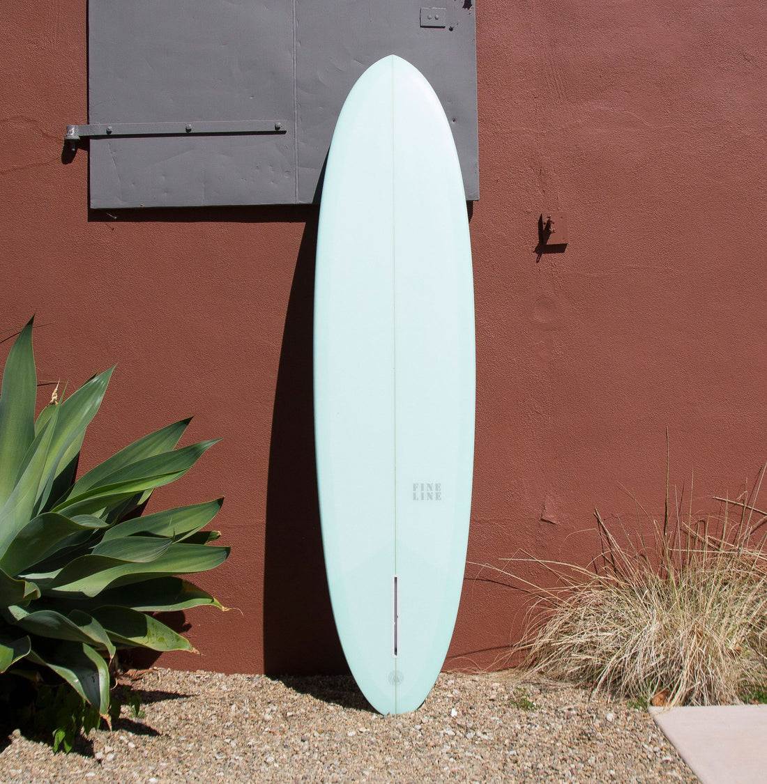 Fineline Surfboards - 7'6 Egg - Surf: Boards - Iron and Resin