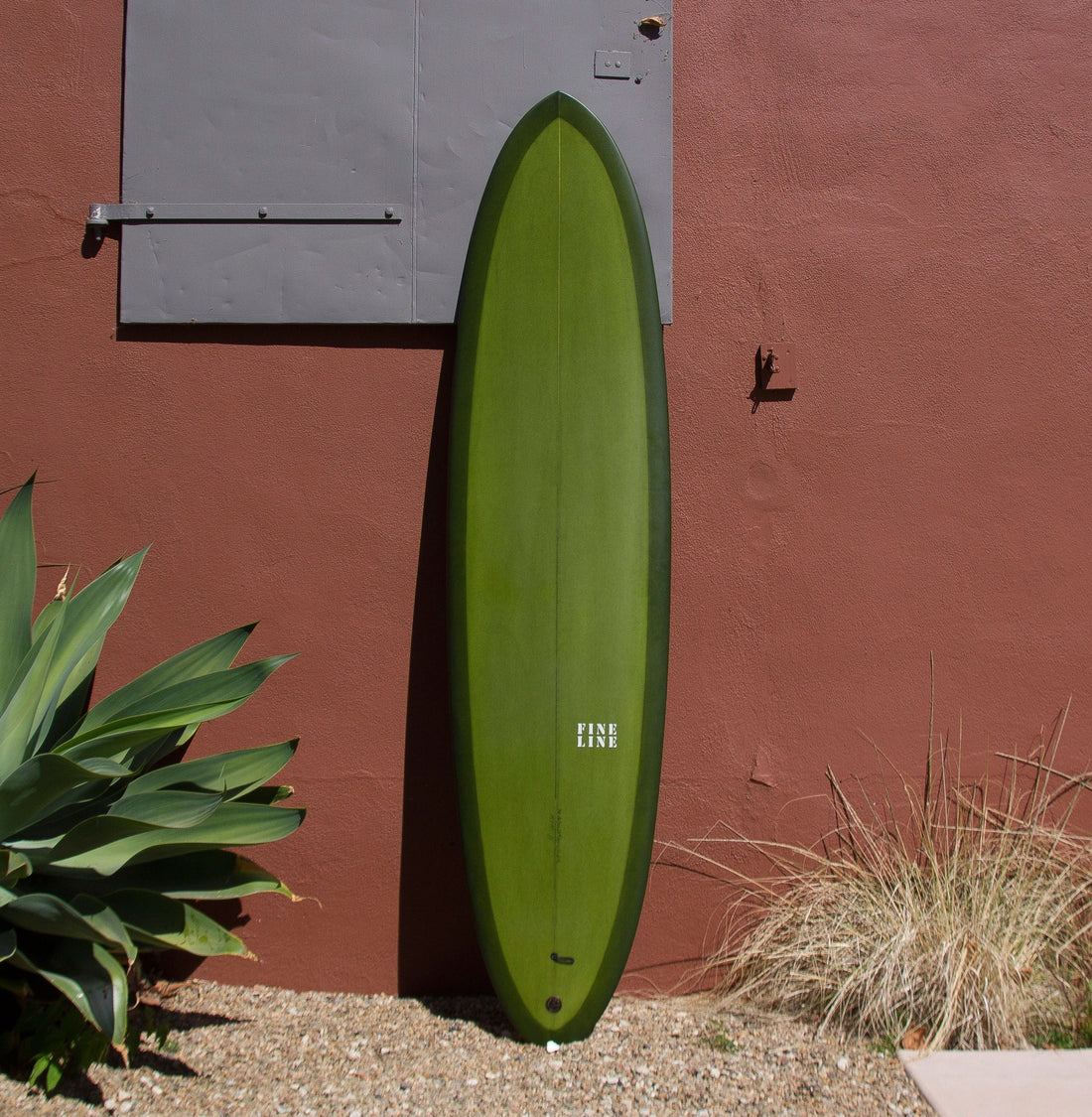 Fineline Surfboards - 7'8 Egg - Surf: Boards - Iron and Resin