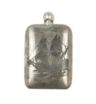 The Frigate Noble Flask - Houseware: Flasks - Iron and Resin