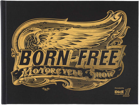 Born-Free, The Home of Vintage Motorcycle and Chopper Culture - Home Essentials - Iron and Resin