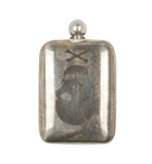 The Old Roger Noble Flask