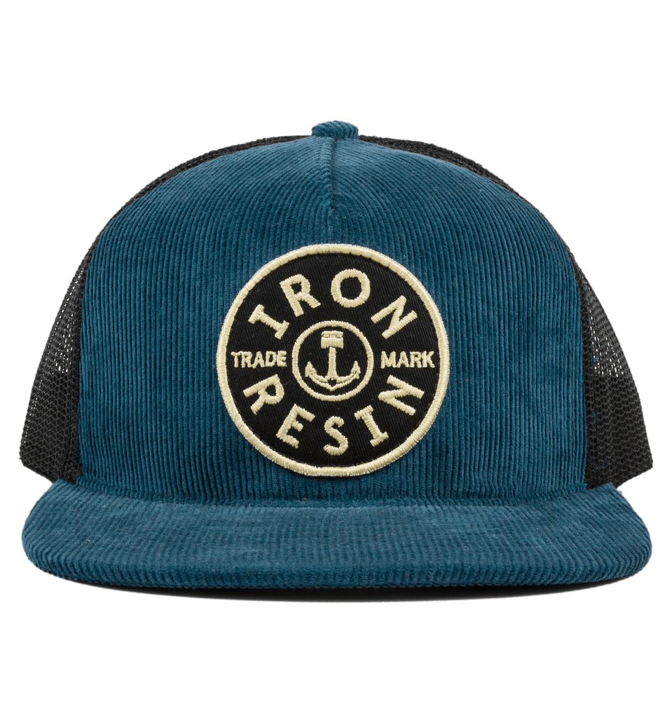 Lansing Hat - Accessories: Headwear: Men's - Iron and Resin