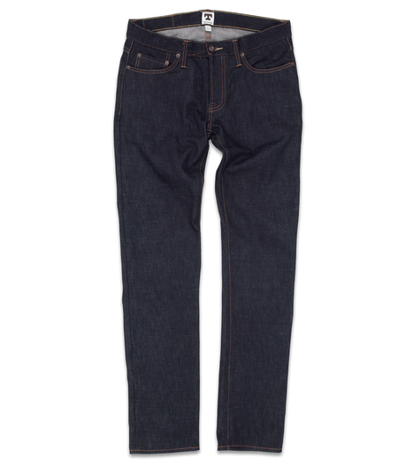 Tellason Ladbroke Grove Slim Tapered 14.5oz. Jean - Bottoms - Iron and Resin