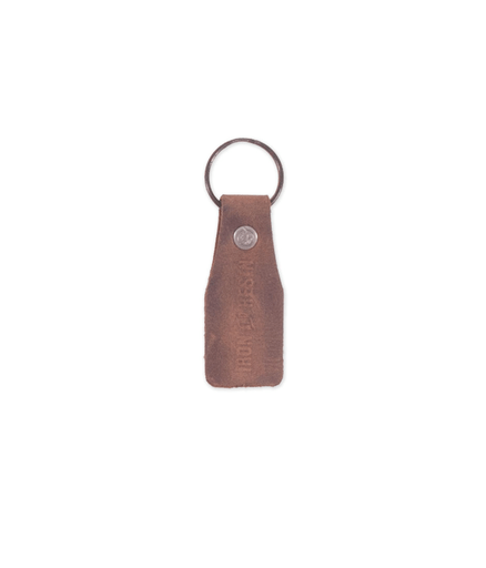 INR Leather Key Chain