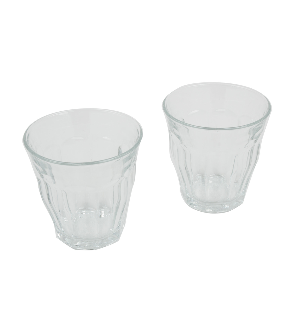 W&P Tumbler Set - Kitchenware - Iron and Resin