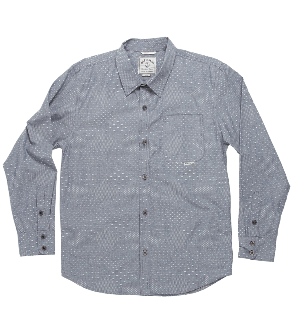Palomar Shirt - Apparel: Men's: Wovens - Iron and Resin