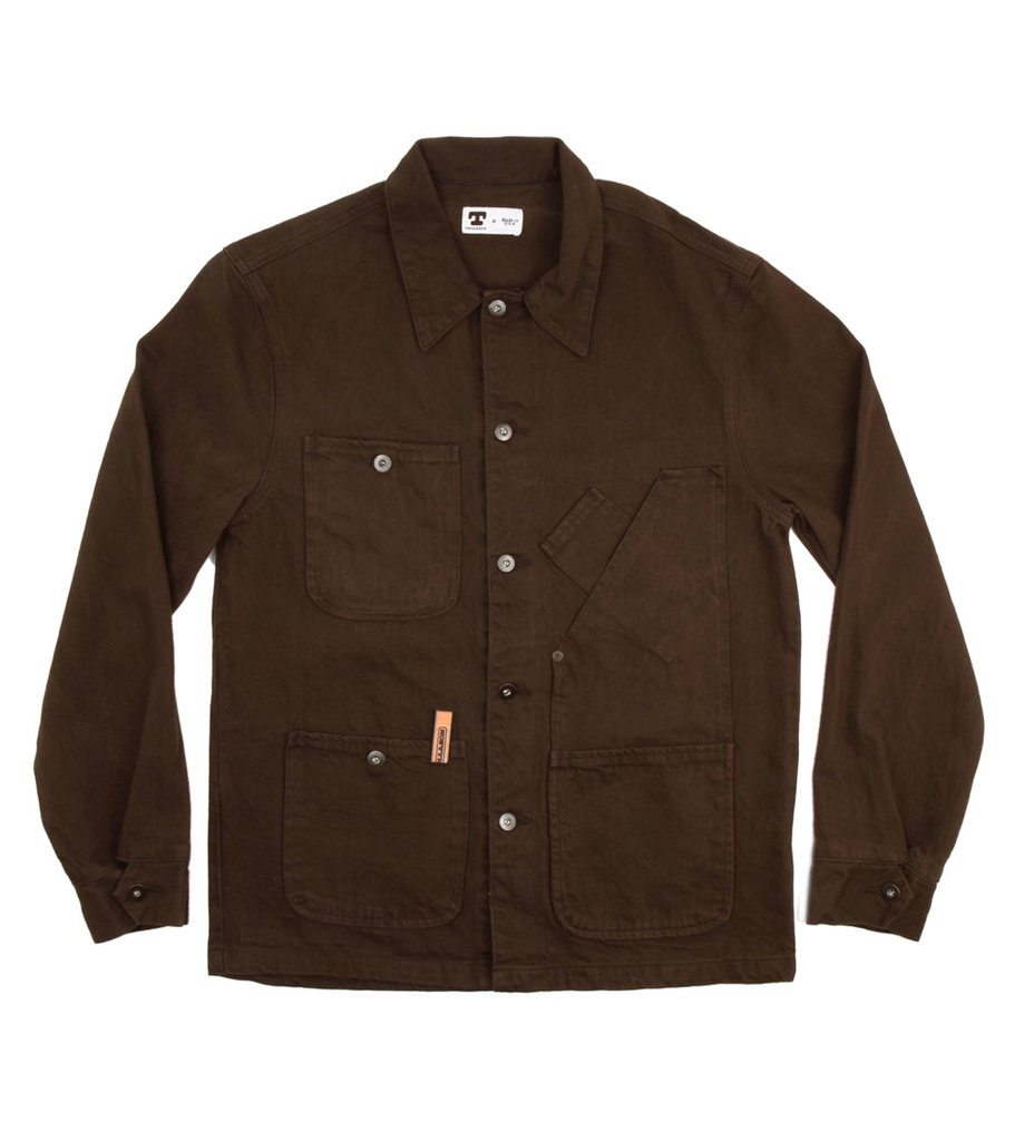 Tellason Coverall jacket - Apparel: Men's: Outerwear - Iron and Resin