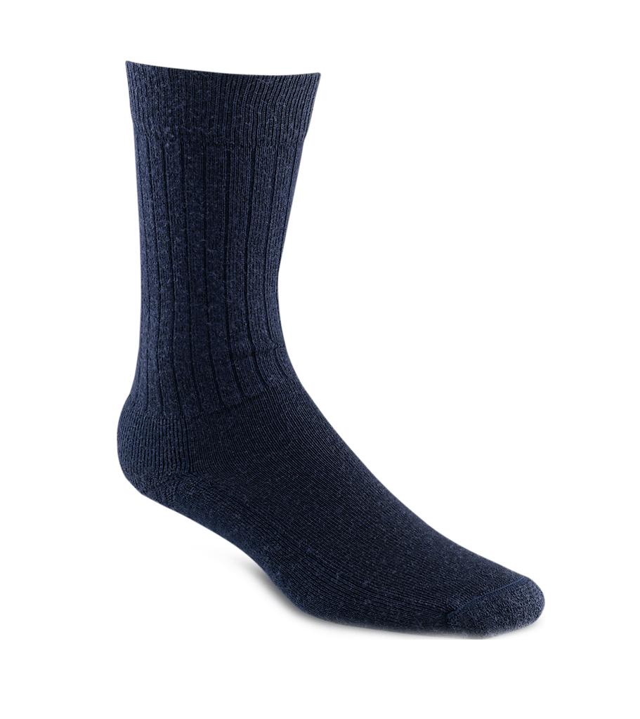Red Wing Navy Classic Rib Sock - Accessories: Socks - Iron and Resin