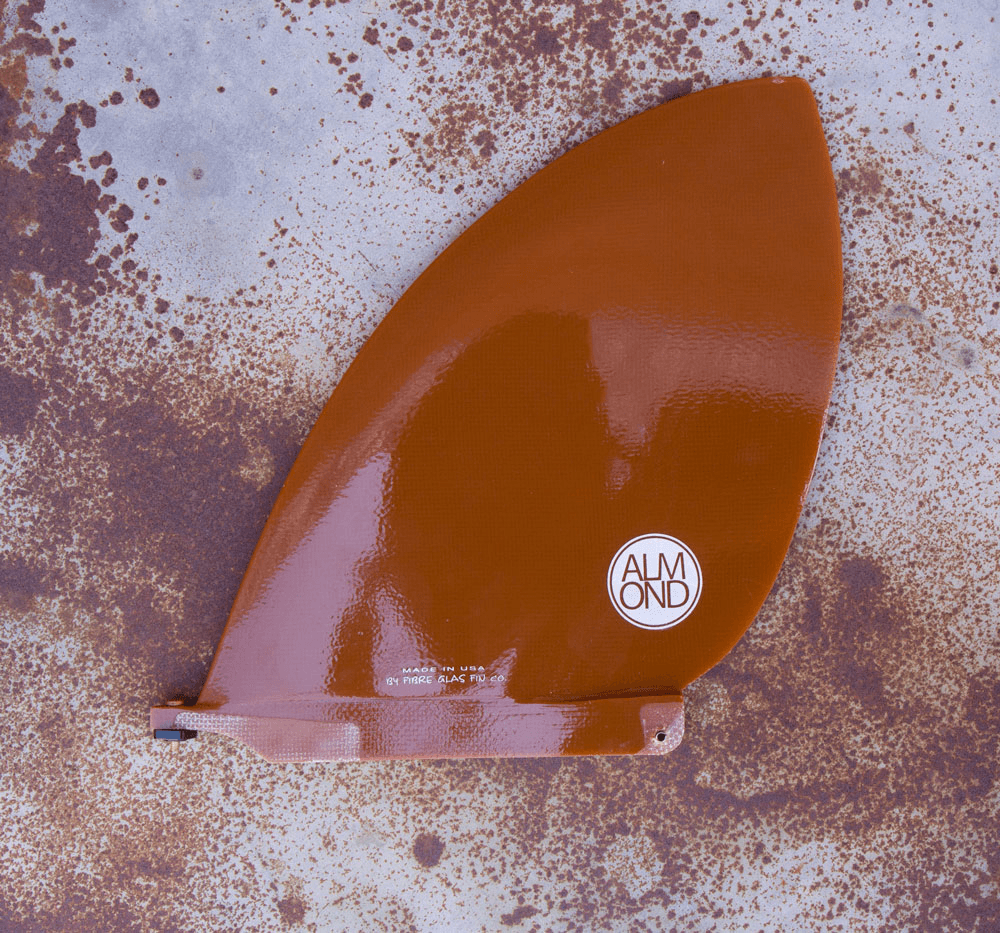 Almond Surfboards - 9'5 Surf Thump - Surf: Boards - Iron and Resin
