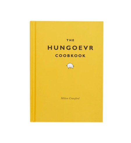 The Hungover Cookbook - Home Essentials - Iron and Resin
