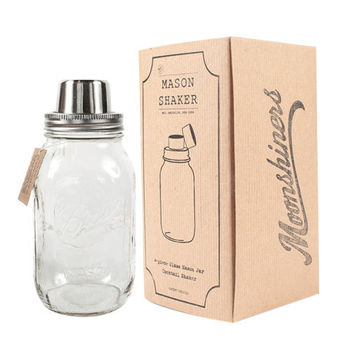 The Mason Shaker - Kitchenware - Iron and Resin