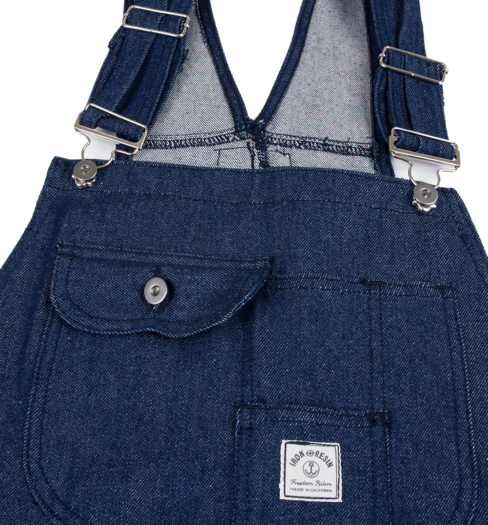 Tatham Overalls - Apparel: Men's: Pants - Iron and Resin