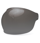 Bell Bullitt Bubble Shield - Moto: Bubble Shields - Iron and Resin