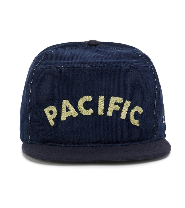 The Ampal Creative Pacific Hat - Accessories: Headwear: Men's - Iron and Resin