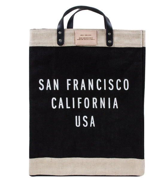 Apolis x INR: Market Bag SF