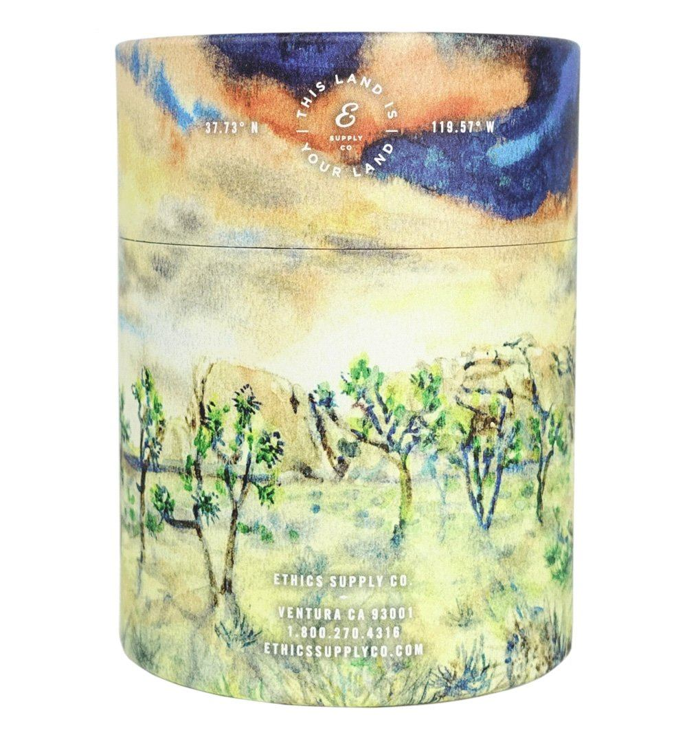 National Park Candle - Morning Thunder - Home Essentials - Iron and Resin