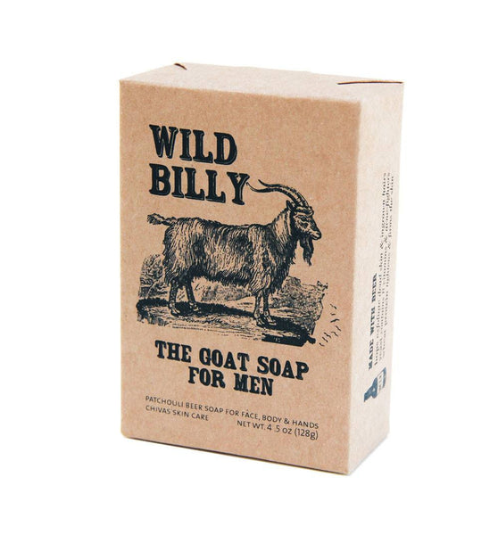 Chivas Skin Care - Wild Billy Soap
