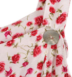 Vintage Floral Summer Dress - Vintage: Women's: Apparel - Iron and Resin