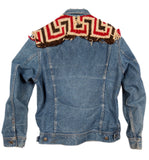 Vintage Navajo Lee Denim Jacket