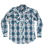 Vintage Karman Pearl Men's Snap Shirt