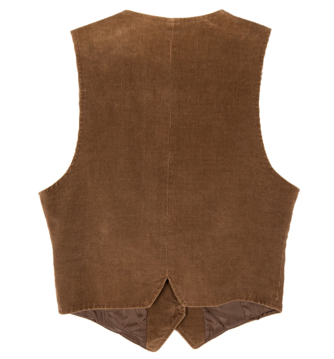 Vintage Corduroy Vest - Vintage - Iron and Resin