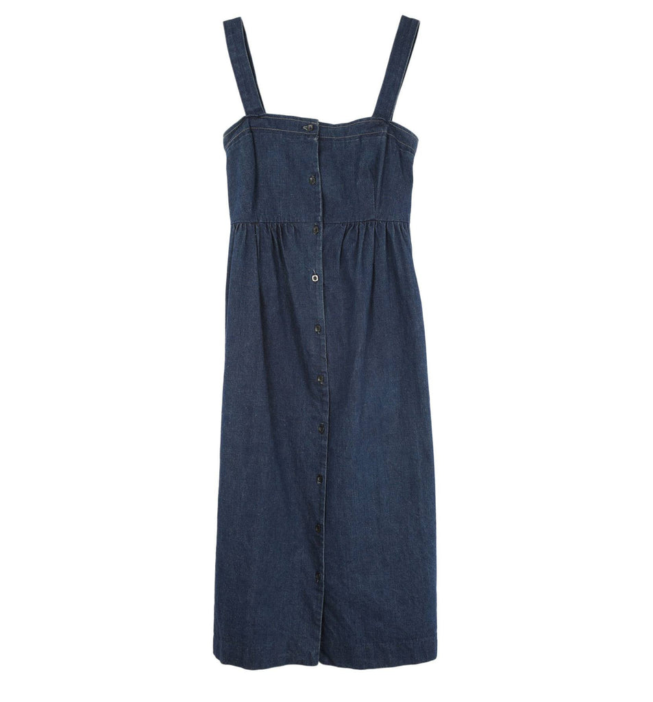 Vintage Prelude Denim Dress