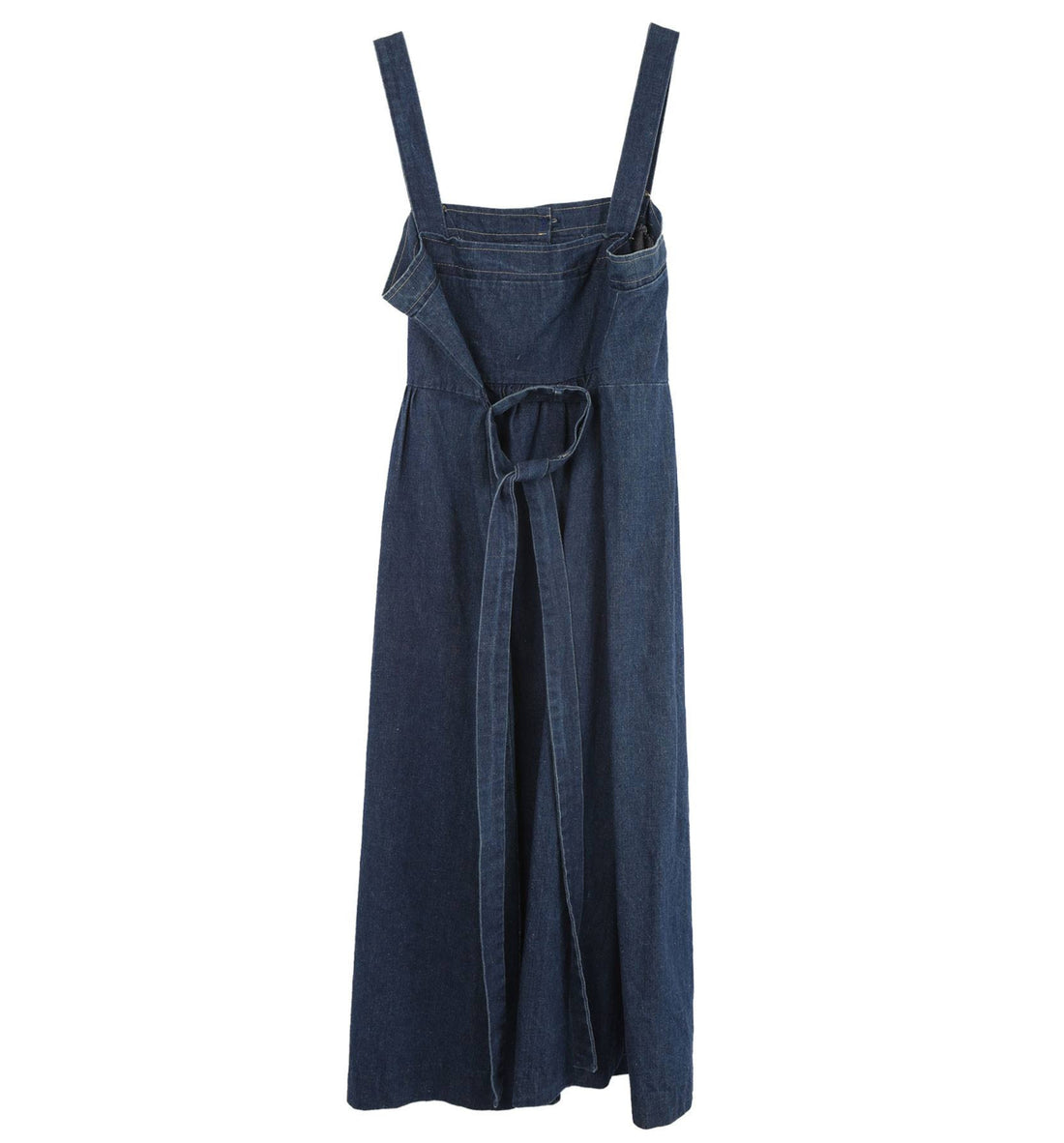 Vintage Prelude Denim Dress - Vintage: Women's - Iron and Resin