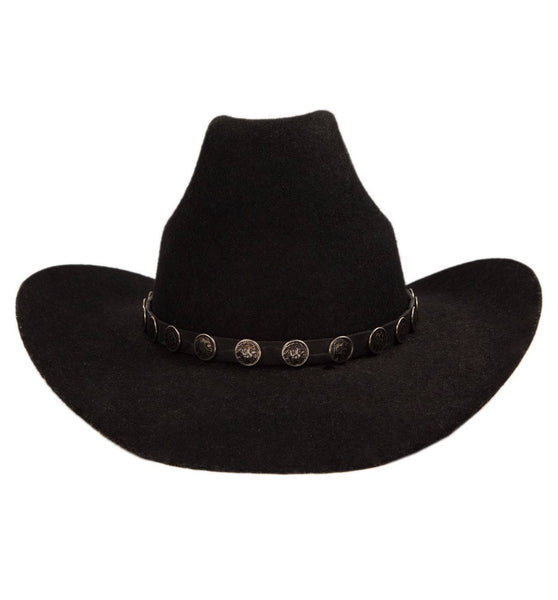 Vintage Superlan Black Hat