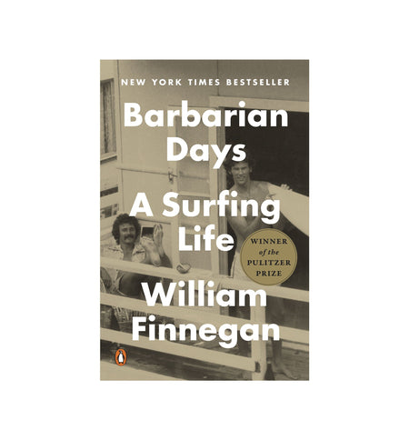 Barbarian Days - Paperback - Home Essentials - Iron and Resin